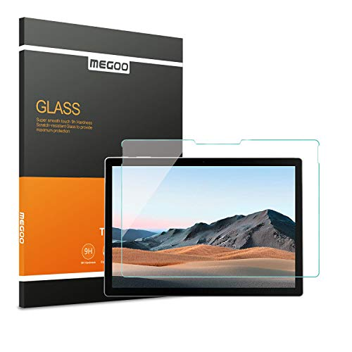 MEGOO Surface Book 3 Screen Protector 13.5', Blue Light Blocking Tempered Glass/Protect Eyesight/ 9H Hardness, for Microsoft Surface Book 3 (2020 Version)