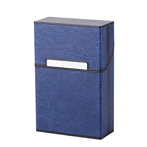 Funda para cigarrillos, 20 piezas de funda protectora portátil personalizable, antipresión, 9,3 x 6,5 x 3 cm.