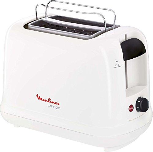 Moulinex LT1611 Toaster Principio, weiß