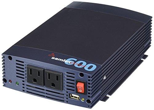 Samlex SSW-600-12A 600-watt 12V Pure Sine Wave Inverter