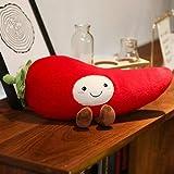 WNSS9 Aguacate Linda 3D Mango Chile Relleno de la Felpa Suave del Juguete de la muñeca Fruta de la Historieta de la Almohadilla del Amortiguador del sofá los niños Regalos de cumpleaños de los Chicas