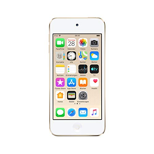 Apple iPod Touch (32 GB) - Gold (Neuestes Modell)
