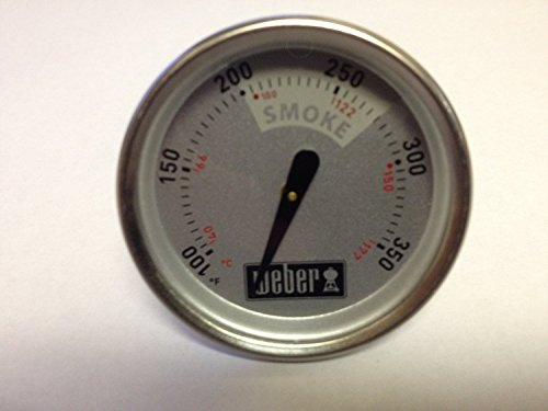 Weber 63028 Temperature Gauge for 18.5