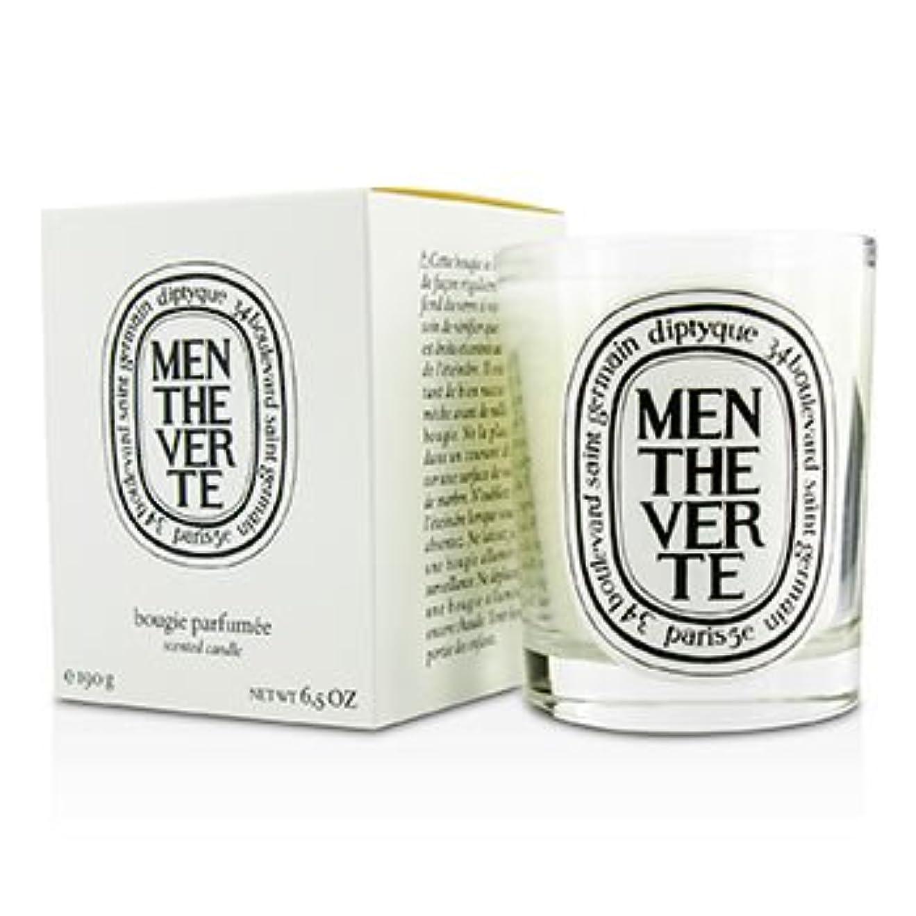 大通りポルトガル語知覚できる[Diptyque] Scented Candle - Menthe Verte (Green Mint) 190g/6.5oz