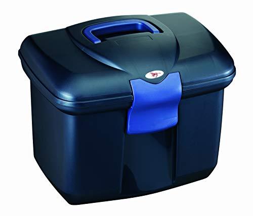 Trilanco Protack - Scatola per toelettatura, Colore: Blu Notte, Taglia Unica