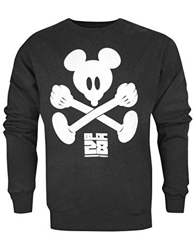 Disney Bloc 28 Cross Bones Men's Sweater