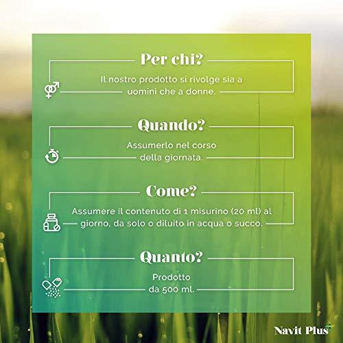 Detox. Potente diuretico naturale liquido (500ml). Elimina Tossine del Fegato. Formula detox drenante, antiossidante Tè verde, guaranà, papaya, carciofo. VEGANO.