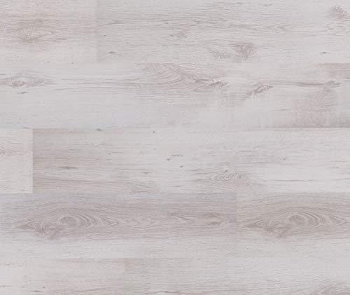 HORI® Laminat Eiche Landhausdiele weiß selection rustic 1-Stab I für 5,53 €/m²