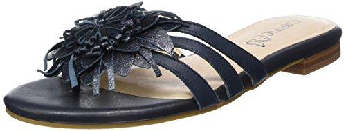 Caprice Damen Pantoletten, Blau (Ocean Comb 880), 39 EU