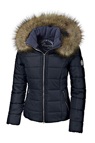 Pikeur Damen Jacke Florentine Classic Collection Herbst-Winter 2019/2020, Navy, 46