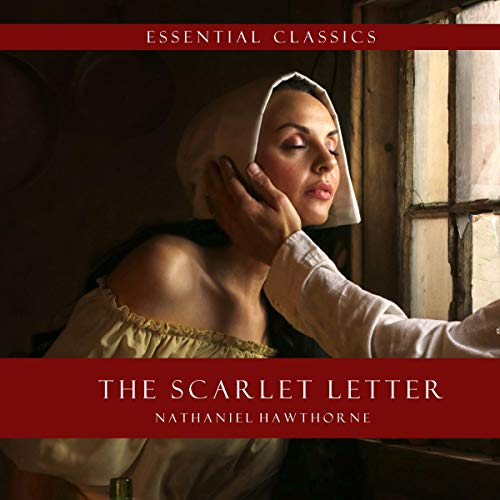 The Scarlet Letter (Annotated) cover art