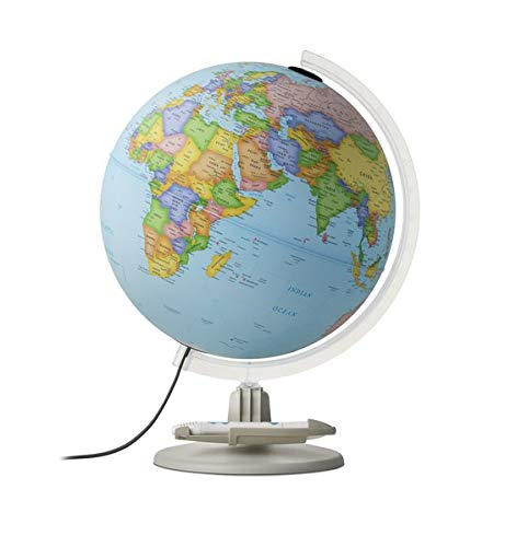 Talking Globe 25 cm: National Geographic Talking Globe 25 cm (Interaktiver Globus mit Hörstift)