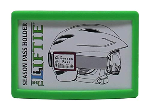 The Liftie Ski Pass Holder