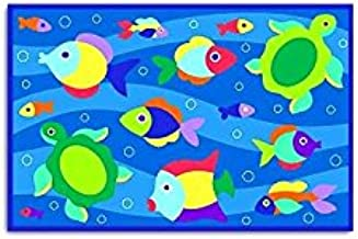 Somethin' Fishy Collection - Kids Dinner Placemat w Ocean Theme