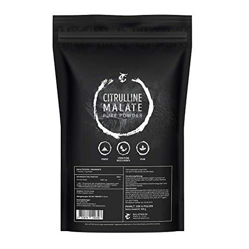 Citrulline Malate - 500g Pure Powder Without additives (500g)