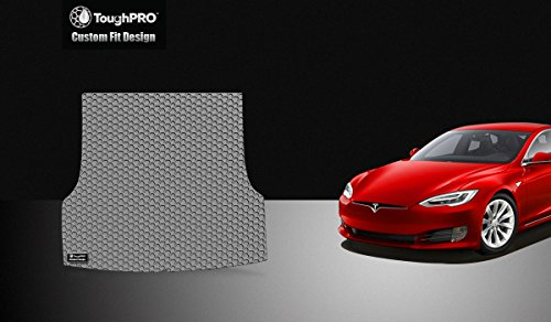 TOUGHPRO Cargo/Trunk Mat Accessories Compatible with Tesla...