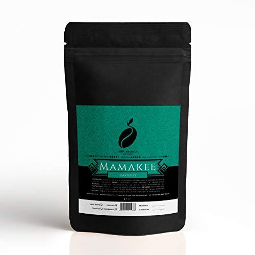 Mamakee Kaffee Castillo Single Origin Arabica Bio I Speciality Kaffee aus Kolumbien I 100% Arabica I Direkthandel (250)