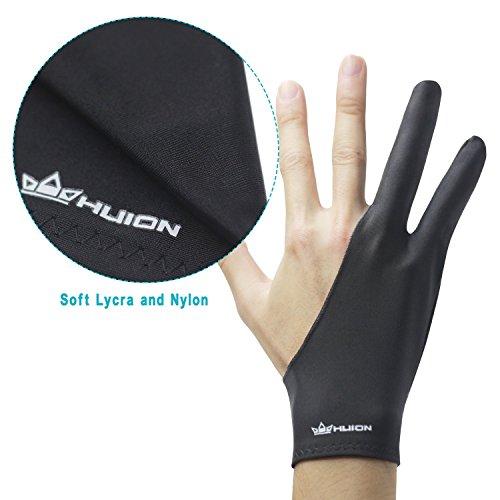 Huion Antifouling-Handschuh für Grafiktabletts - 2