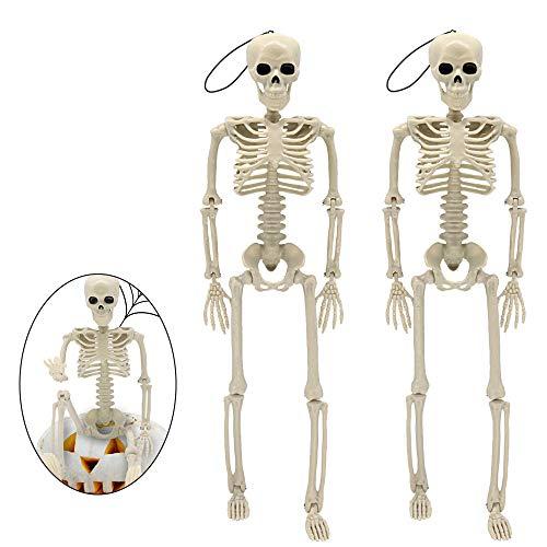 Halloween Skeletons, Halloween Decorations Skull 16