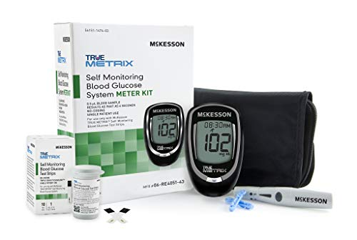 buy  McKesson 06-RE4051-43 True Metrix Self Monitoring ... Blood Glucose Monitors