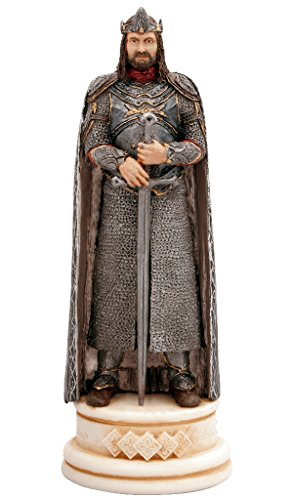 Lord of the Rings Chess Collection Nº 1 Aragorn