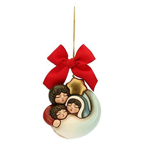 THUN ® - Addobbo per Albero di Natale Sacra Famiglia Maxi