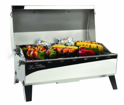 Camco 58130 Stow N' Go 160 Gas Grill