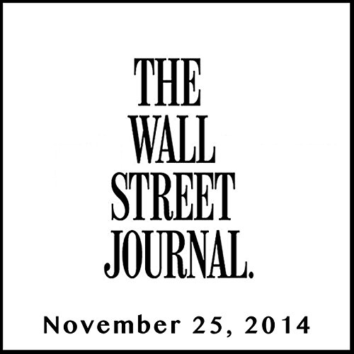 The Morning Read from The Wall Street Journal, November 25, 2014 copertina