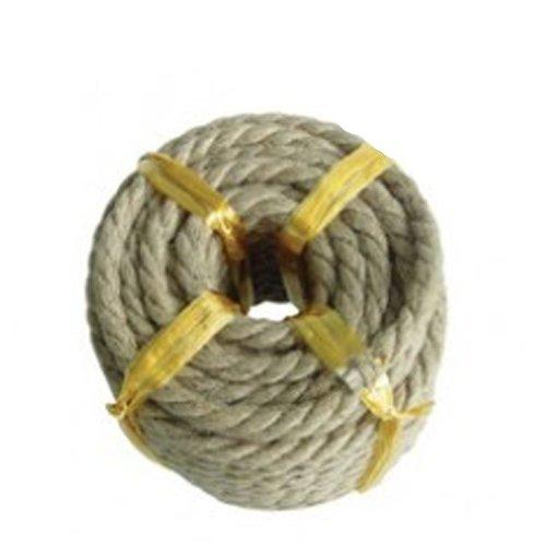 Leine Seil Polyhanfseil Synthetik Strick 20mx12mm
