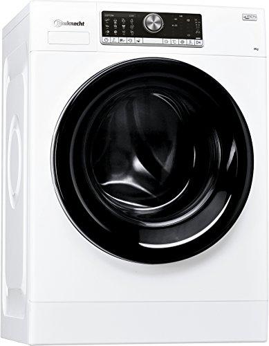 Bauknecht WM Style 824 ZEN Waschmaschine Frontlader / A+++ B / 1400 UpM / 8 kg / sehr leise mit 48 dB / Mehrsprachiges Display