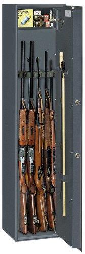 Cassaforte Rottner armi armadio Optima 5 livello A VDMA 24992 5 per armi munizioni scomparto interno Cassaforte armi ACT, 1 pz, T05567
