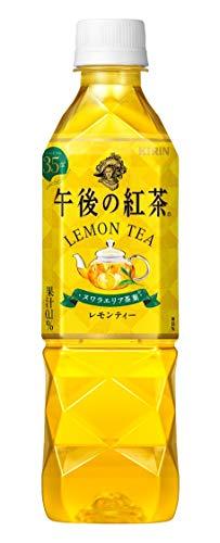 キリン 午後の紅茶 レモンティー 500ml PET ×24本