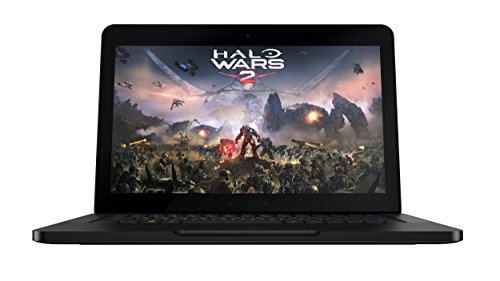 Razer Blade (14 Zoll Full-HD) Gaming Laptop (Intel i7-7700HQ, 16GB RAM, 512GB SSD, NVIDIA GeForce GTX 1060, Windows 10)