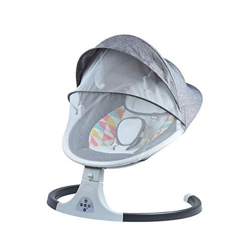 Elektrischer Schaukelstuhl für Kleinkinder Smart Bluetooth Electric Schaukelbett Krippe