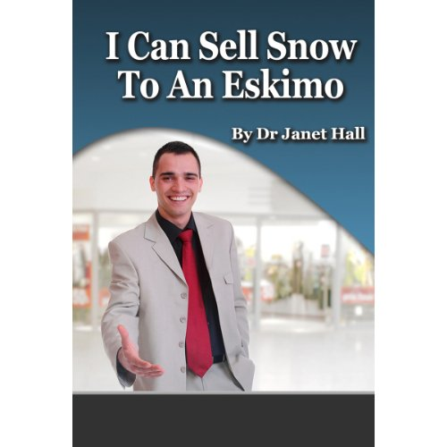 I Can Sell Snow to an Eskimo audiobook cover art