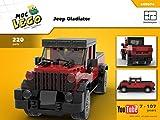 Jeep Gladiator (Instruction Only): MOC LEGO