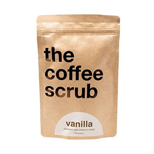 The Coffee Scrub - 100% Organic & Natural Recipe