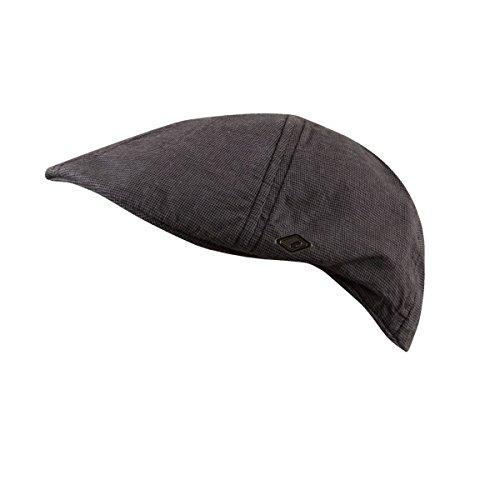 Chillouts Kyoto Hat Casquette pour Adulte Taille Unique Gris - Grey/Black Check