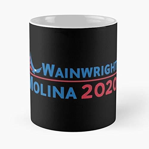 N\A aza clásica Negra Wainwright Molina 2020, 11 oz.