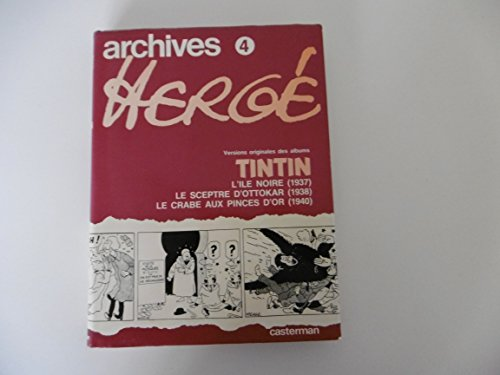 Archives Hergé
