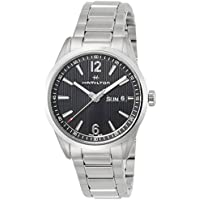 Hamilton Men's Analogue Quartz Watch with Stainless Steel Strap (H43311135)