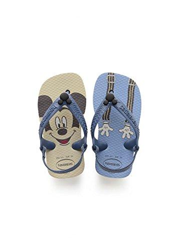 Havaianas Baby Disney Classics II, Unisex Baby Säugling-Unisex Baby, Beige (Beige), 25/26 EU