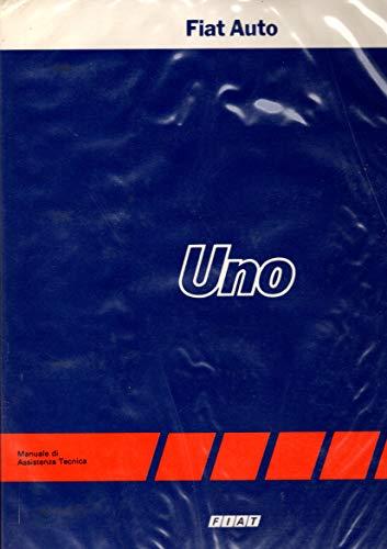 Manuale Carrozzeria Fiat Uno prima serie '83-89 (Manuale Ass. Tecnica Fiat Uno prima serie)