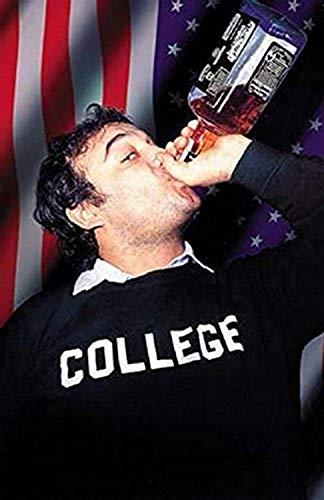 Buyartforless Animal House (John Belushi Drinking Jack Daniels) 33.5x24 Movie Art Print Poster Photograph