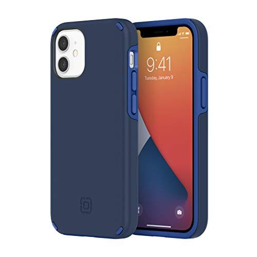 Incipio - Custodia Duo per iPhone 12 Mini, colore: Blu scuro