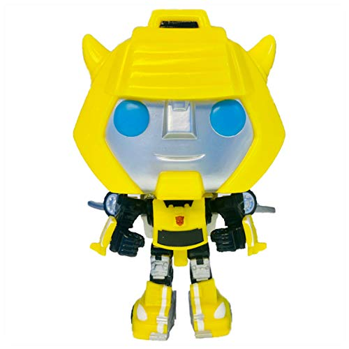 Funko Pop! Retro Toys: Transformers - Bumblebee - Target Exclusive Collectible Vinyl Figure #28