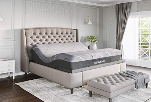 Sven & Son King Adjustable Bed & Mattress