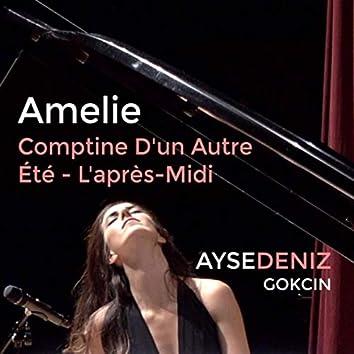 """Comptine d`un autre ete - l`apres-midi (From """"Amelie"""")"""