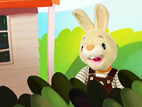 Vocabulary And Numbers With Harry The Bunny - New Words