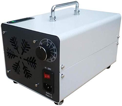 Generador De Ozono Comercial - 20000mg/h | Esterilizador Desodorante Purificador De Aire Profesional O3 con Temporizador para Hogar, Oficina, Humo,Automóviles Y Mascotas Amarillo